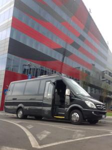Noleggio minibus 18 posti Milano